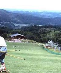 法華嶽公園グラススキー場