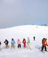 上富良野町日の出スキー場