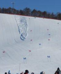 幌延町東ヶ丘スキー場