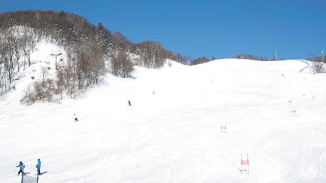 小平町望洋台スキー場