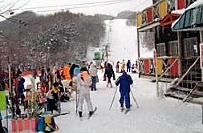栗山町スキー場