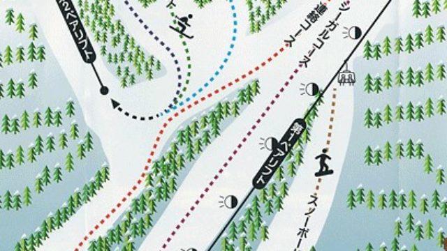 増毛町営暑寒別岳スキー場