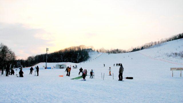 とうま山スキー場